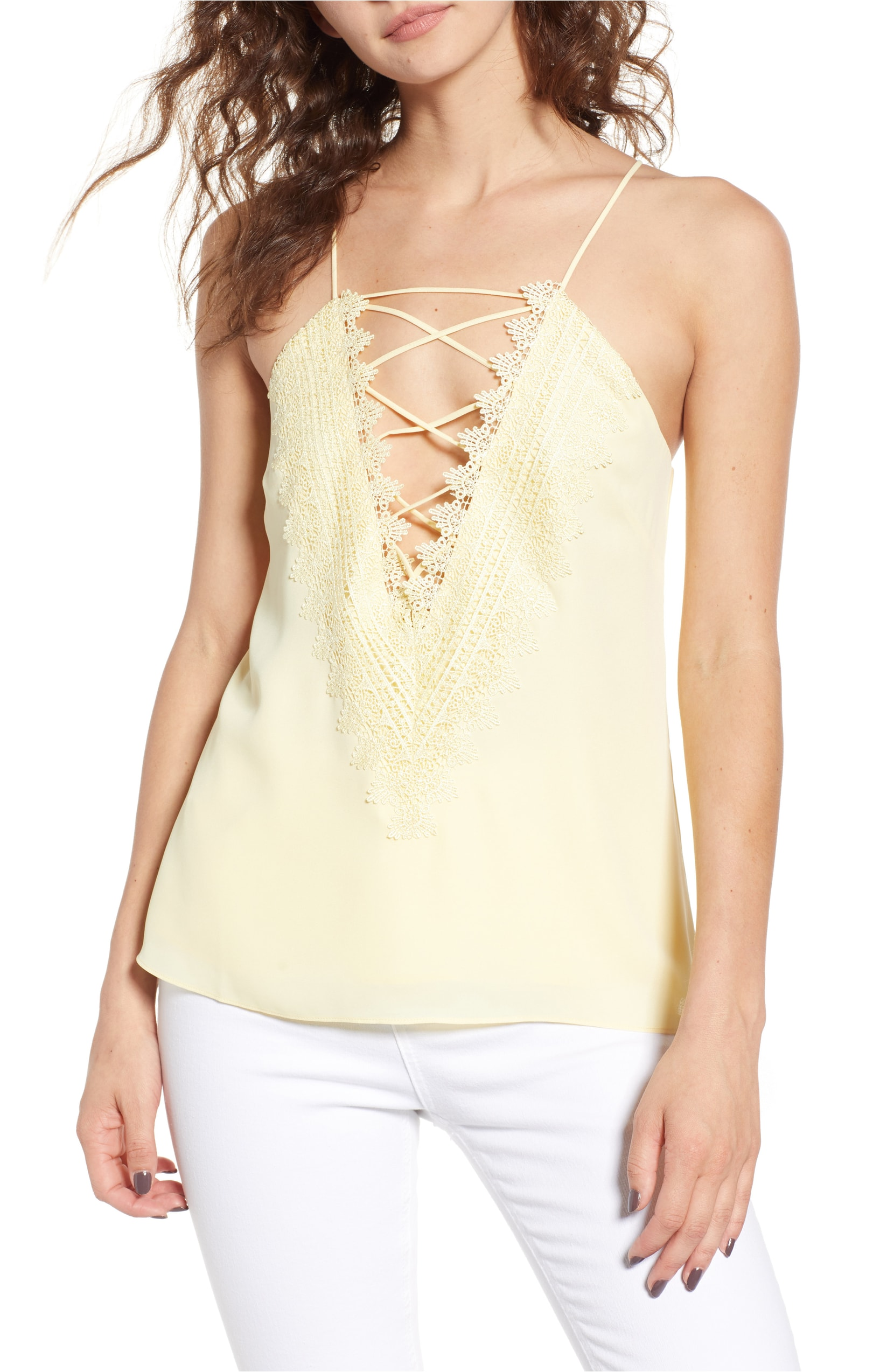 2075ced8068 Shop This $55 Bestselling WAYF Lace Tank In Every Color