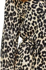 topshop leopard