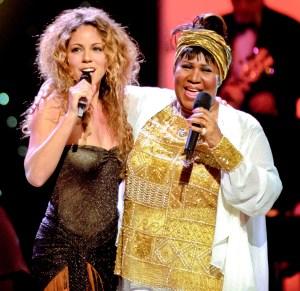 Aretha-Franklin-Mariah-Carey