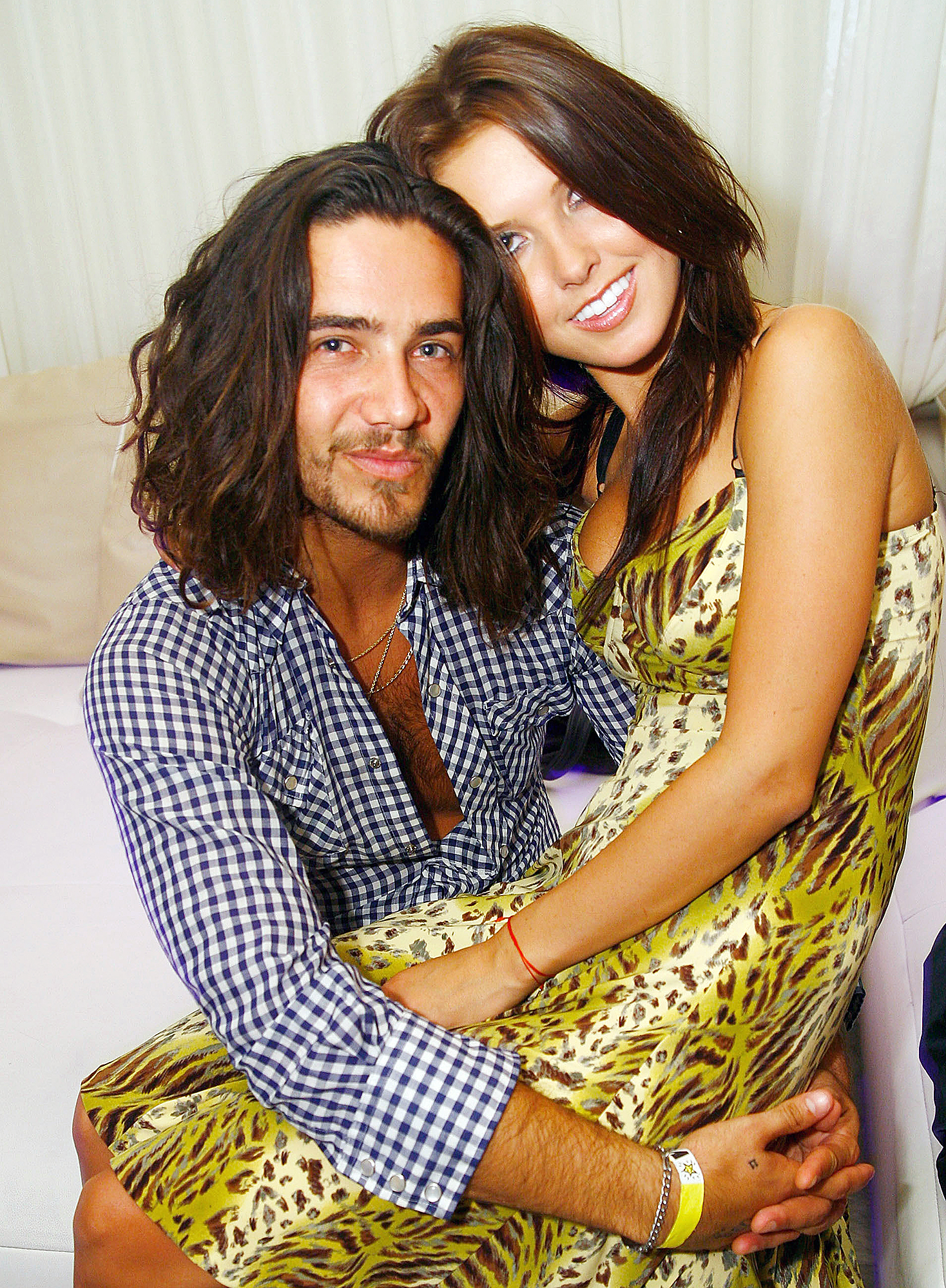 Justin Bobby Audrina Patridge The Hills Reunion VMAs 2018 - Justin Bobby and Audrina Patridge attend Brody Jenner's birthday party at PURE Nightclub on August 18, 2007 in Las Vegas, Nevada.