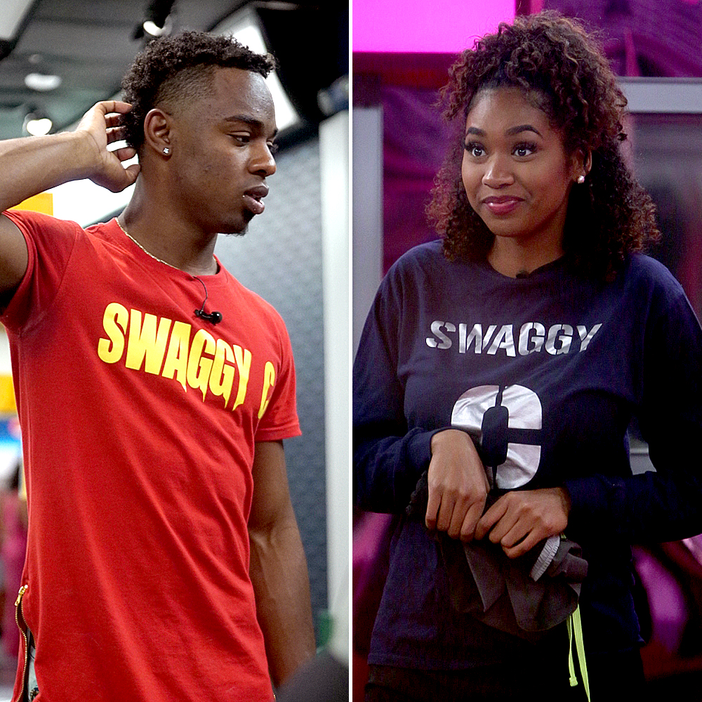 Big Brother's Bayleigh Thinks She's Pregnant With Swaggy C's Baby