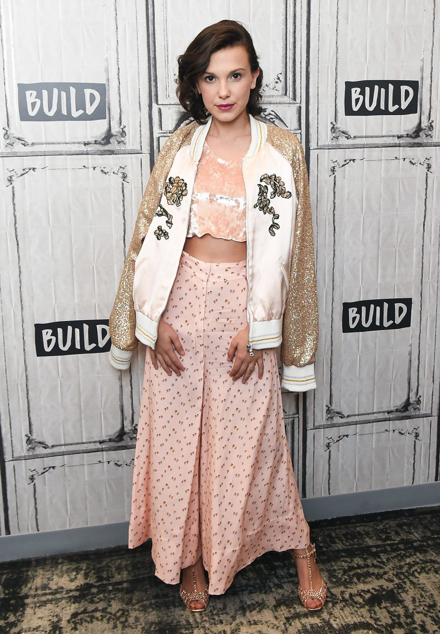 Breakout Style Stars of 2018: Millie Bobby Brown's Trendsetting Fashion