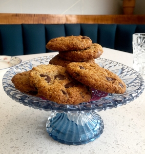 'Chopped' Champion Brian Riggenbach's Chocolate Chip Cookie Recipe Has Taken 40 Years to Perfect