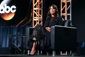 Channing Dungey, ABC Entertainment President.