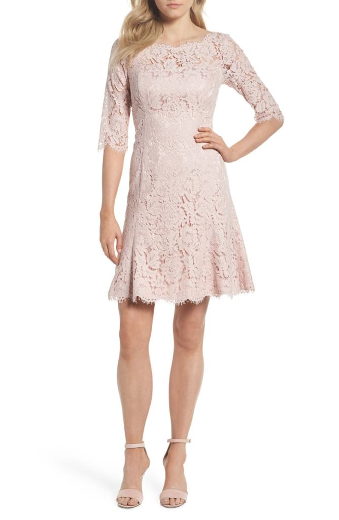 Shop These Lace Dresses For Your Next Wedding Guest Outfit