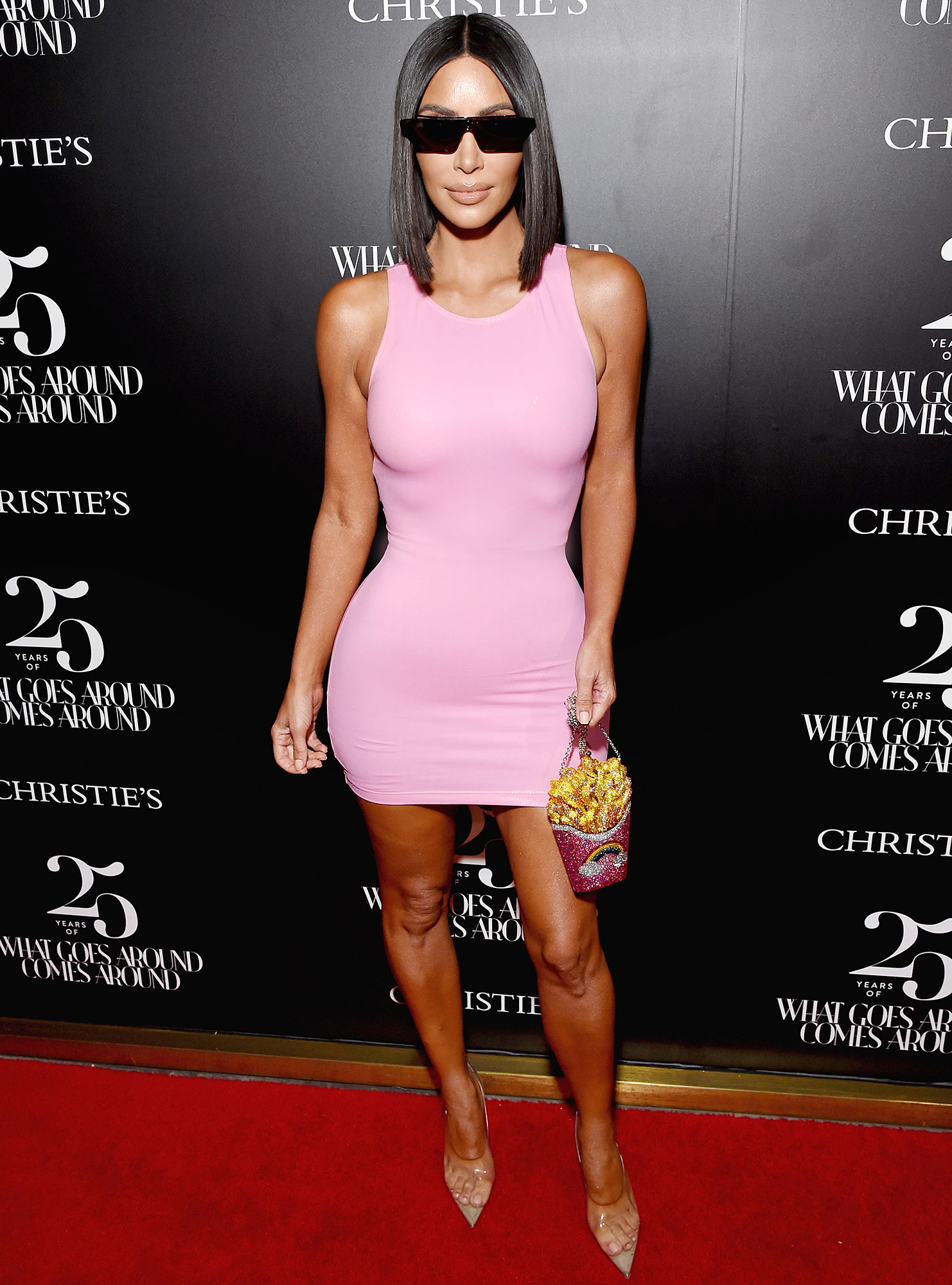 Gunnar Peterson Defends Kim Kardashian Weight