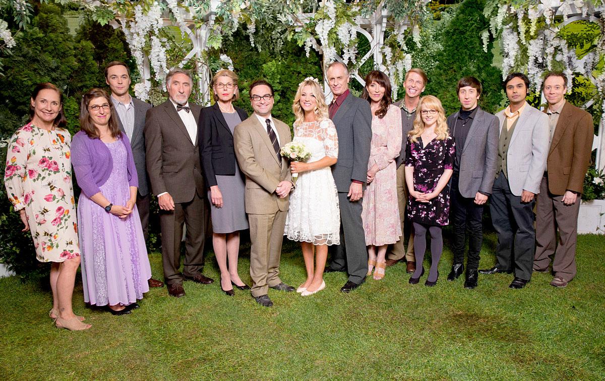 Cast of 'Big Bang Theory'