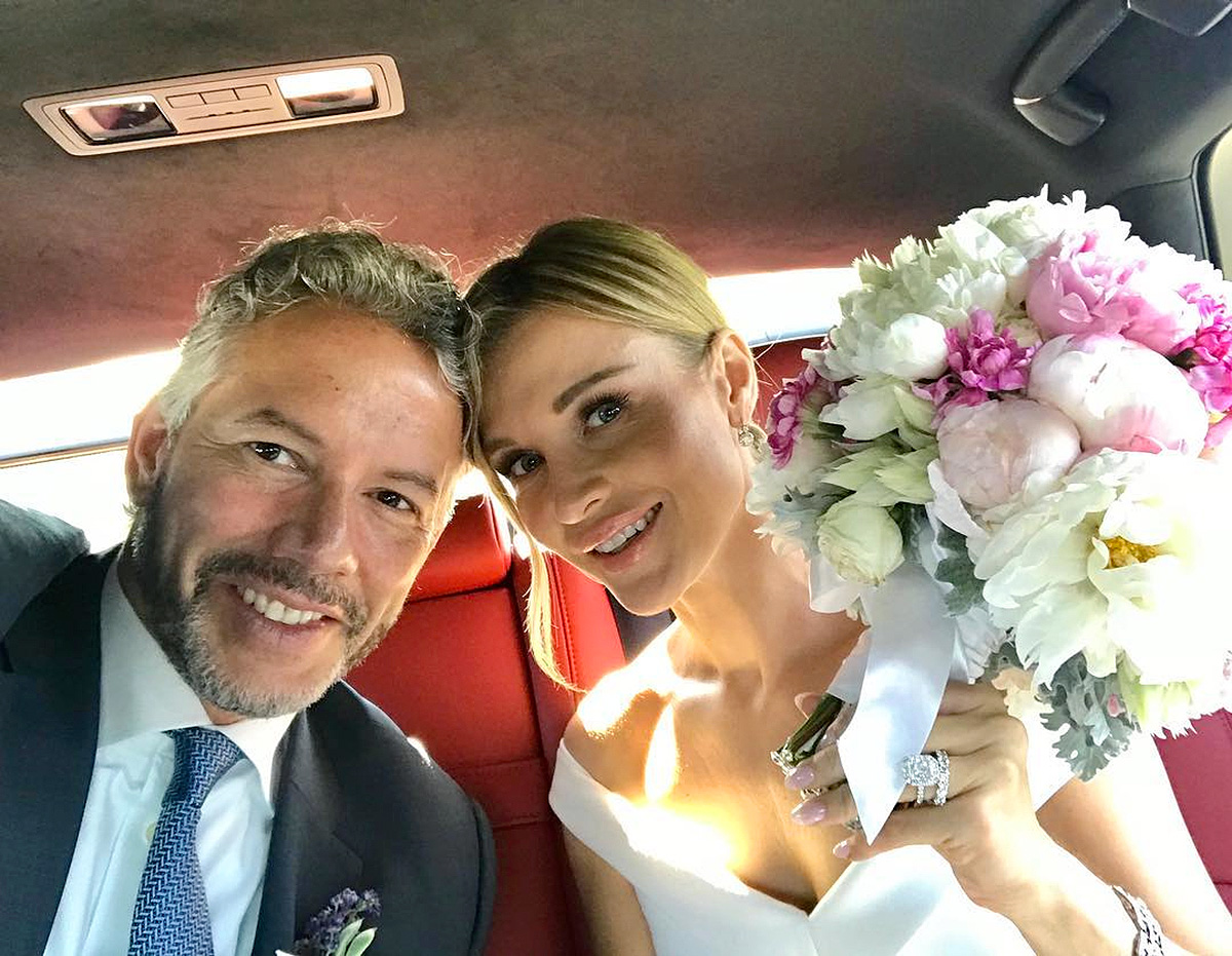 102650543c96 'Real Housewives of Miami' Star Joanna Krupa Marries Douglas Nunes in  Poland: See Her Gorgeous Gown!