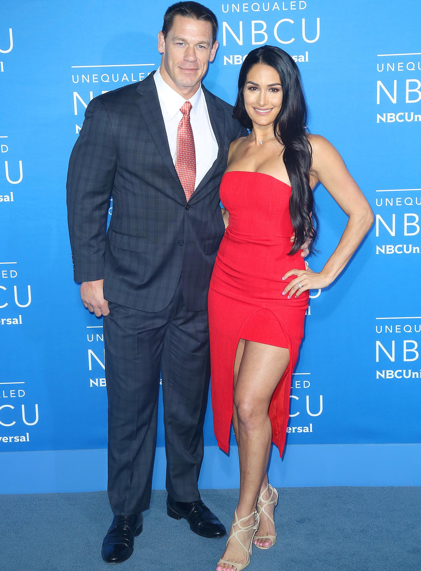 John Cena and Nikki Bella: Latest Updates and Photos – ZIG