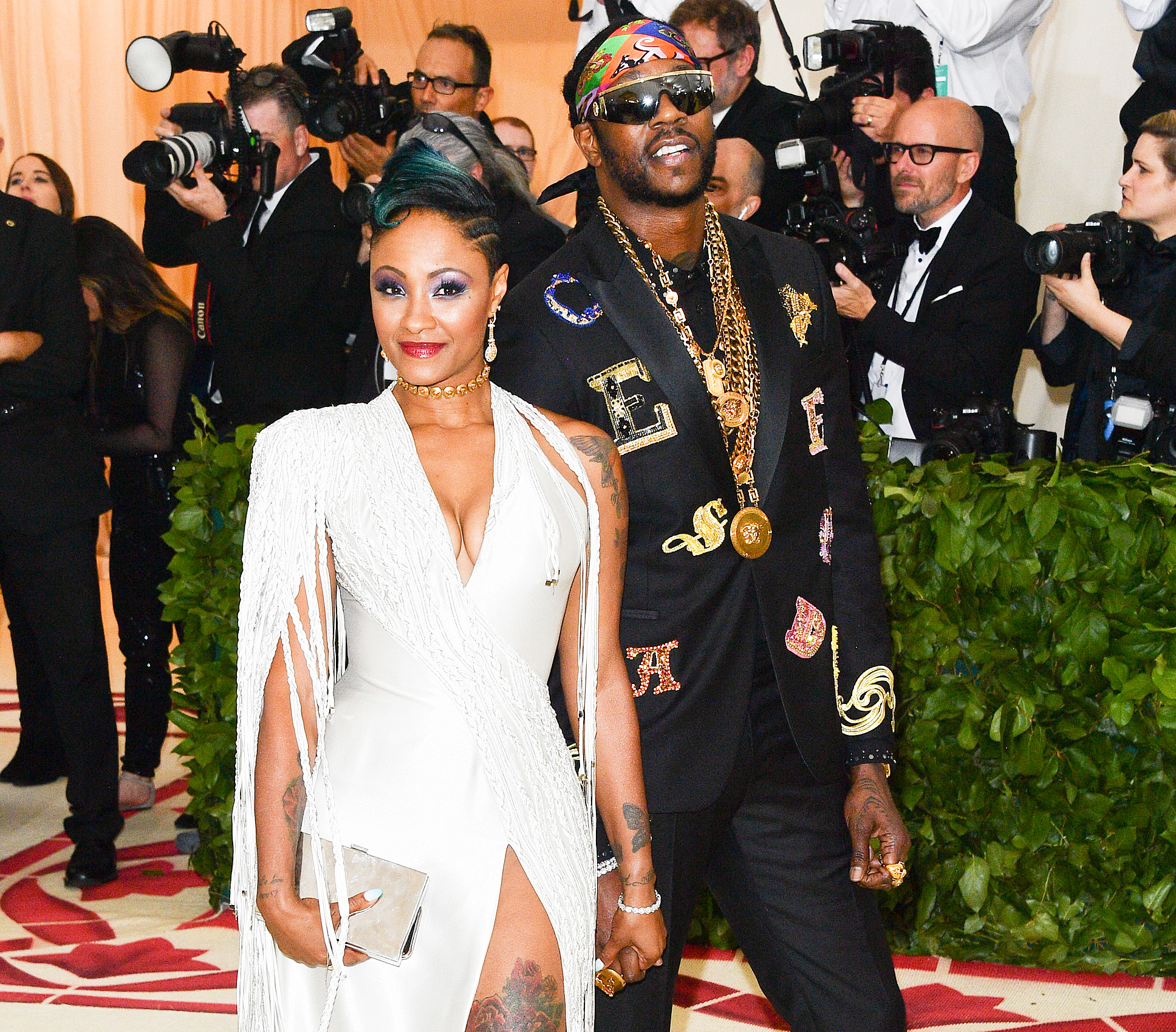 Kesha Ward 2 Chainz Married