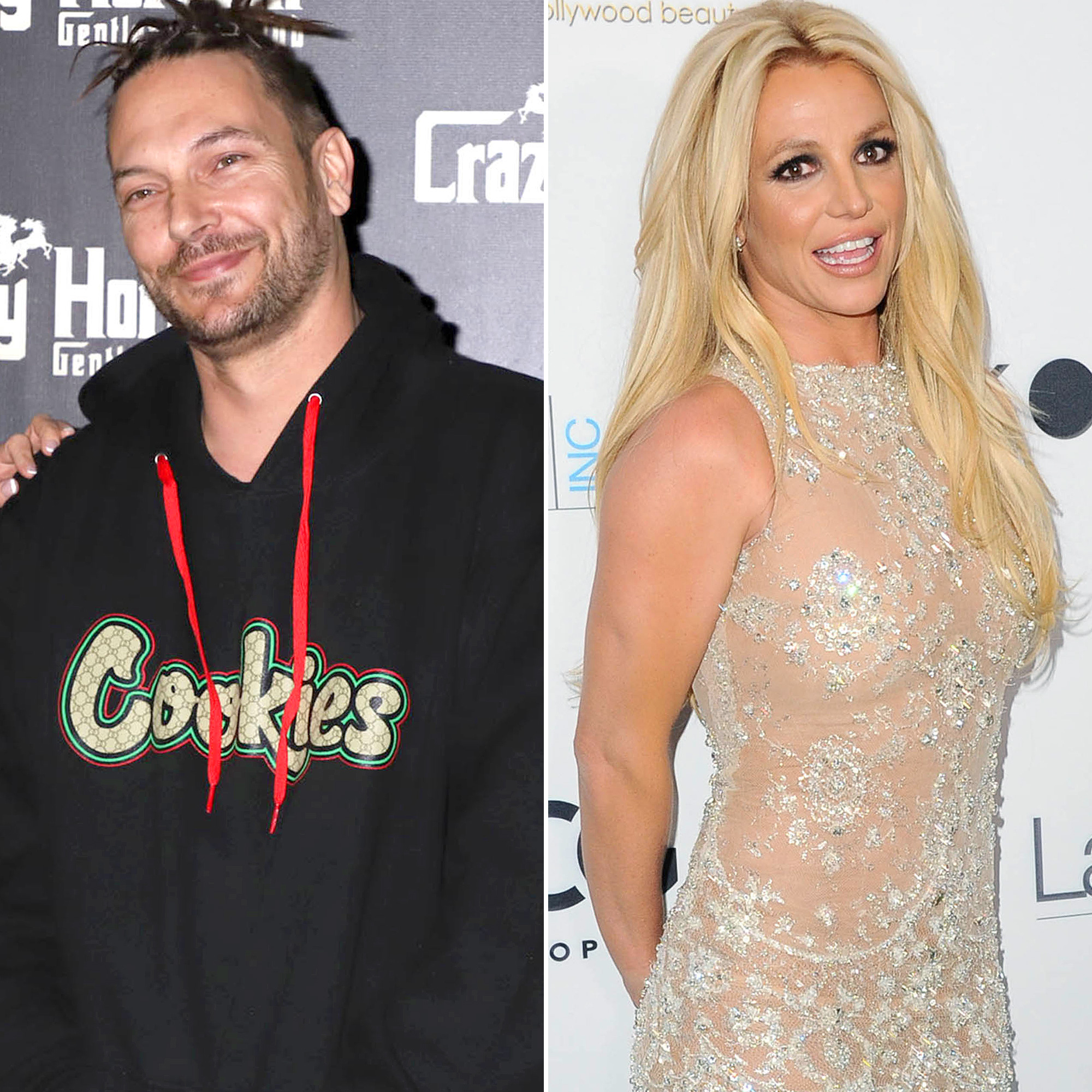Britney spears dating timeline after divorce