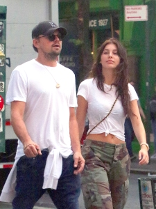 Leonardo DiCaprio and Camila Morrone engagement talks