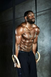Leyon Azubuike jennifer aniston workout
