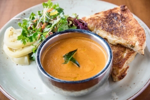 Maneet Chauhan's Grilled Cheese
