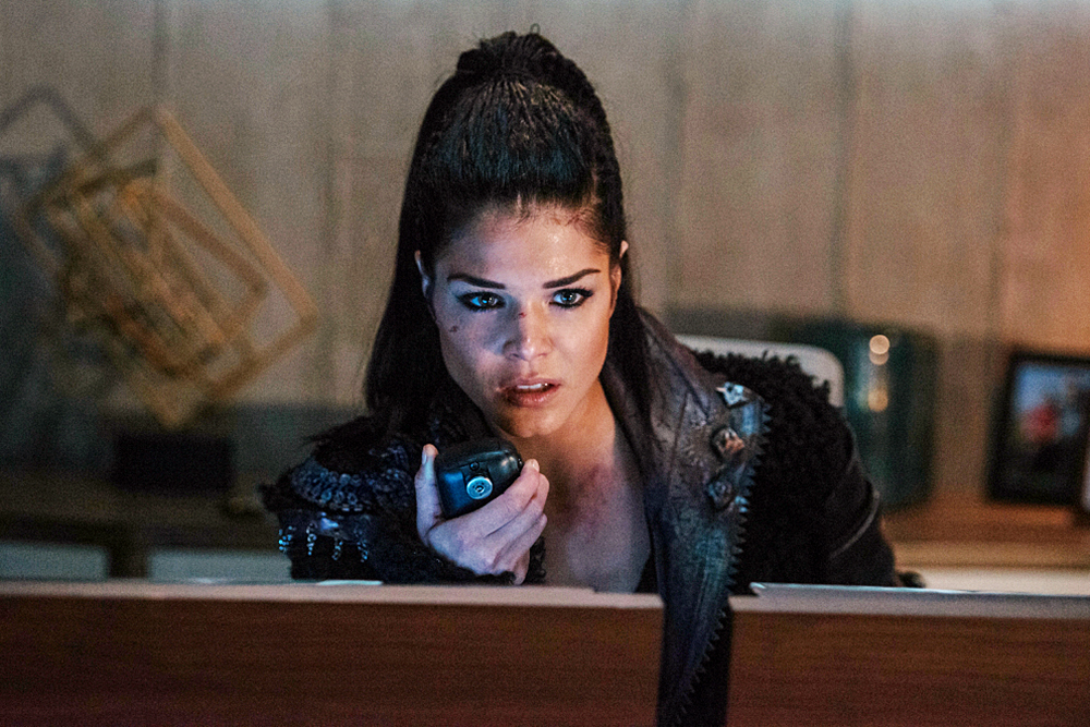 The 100's Marie Avgeropoulos Arrested for Domestic Violence