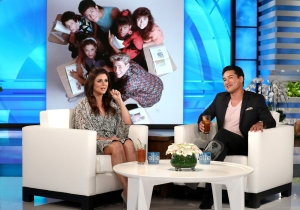 Mario Lopez and Tiffani Thiessen Reveal Their Kids Watched 'Saved by the Bell' — But Did They Like It?
