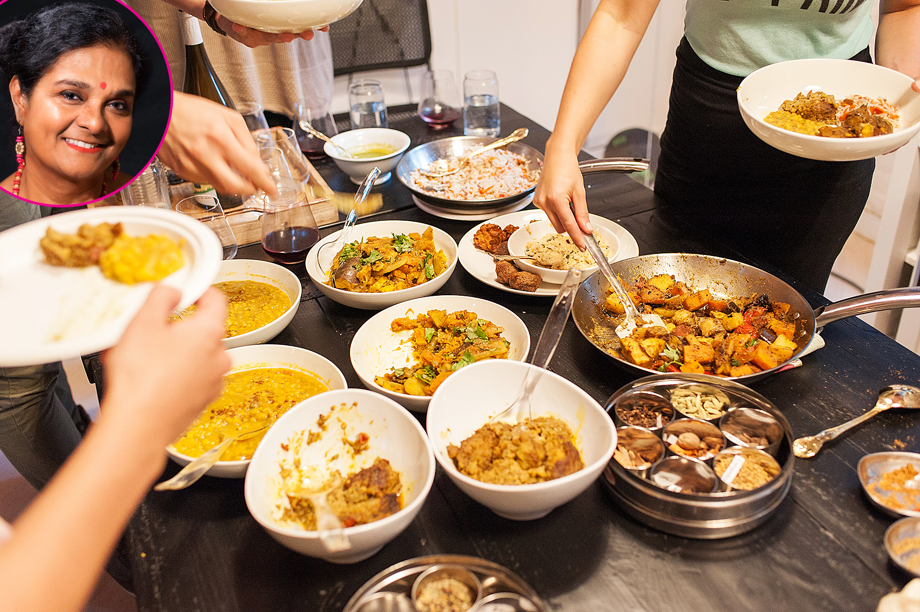 Mukti's Kitchen