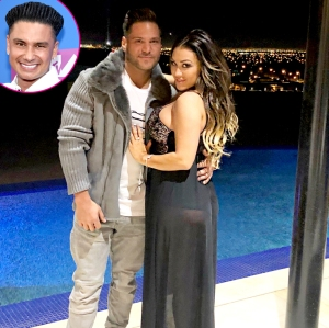 Pauly D, Ronnie Ortiz-Magro, and Jen Harley
