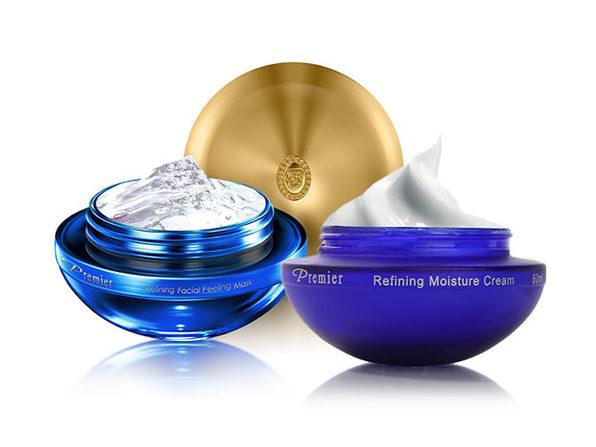 Premier Dead Sea Daily Moisture Cream & Refining Peel-Off Mask
