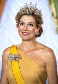 Queen Maxima of the Netherlands Has a Bright and Peppy Fashion Vibe That's Obsession-Worthy