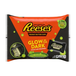 Reese's, Kit Kat and Hershey's to Release Glow in the Dark Wrappers for Halloween 2018