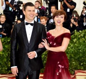 Scarlett-Johansson-and-Colin-Jost