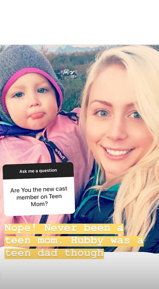 Levi Johnston To Be On Teen Mom - Indy Rae and Sunny Johnston.