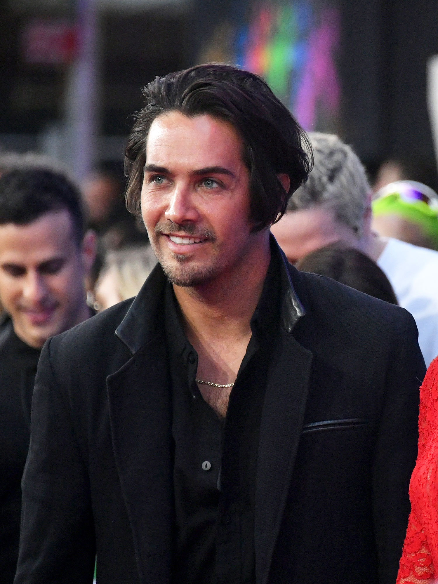 """Justin Bobby Brescia the hills new beginnings VMAs 2018 - Justin Bobby, 36, has been working as a musician and hairdresser since the show ended in 2010, but he will appear, alongside his ex Patridge. The show will follow the cast's """"personal and professional"""" lives."""