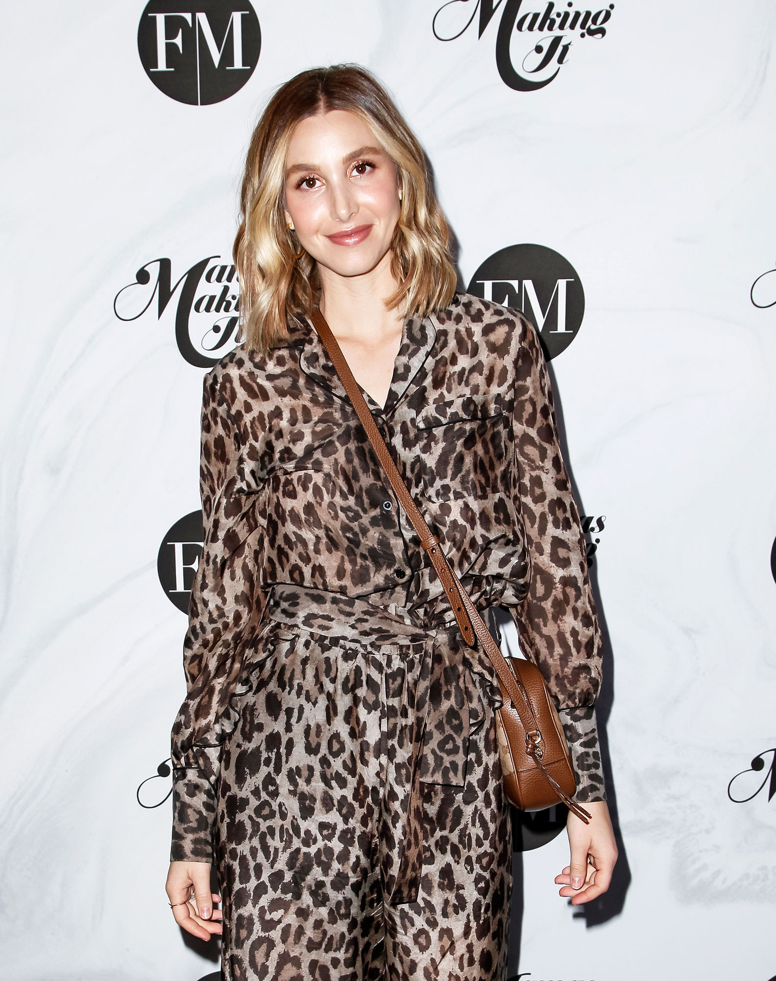 whitney port the hills new beginnings - While she wasn't in attendance, a source tells Us Weekly that Whitney Port , who starred on The Hills and landed her own spinoff, The City , afterward, is also set to appear.
