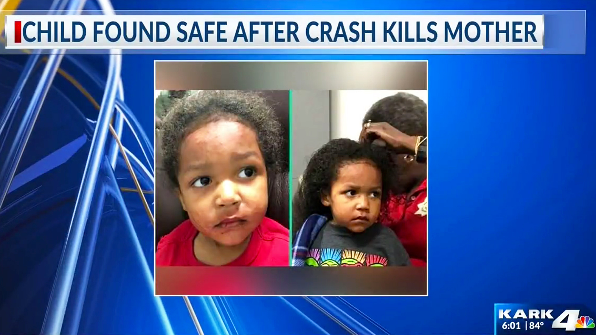 Toddlers Survive Two Days Mom Dead Car Wreck