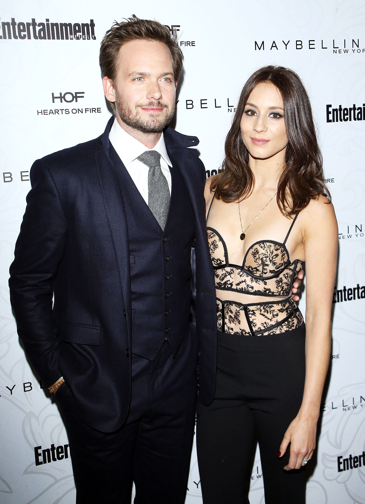 Pretty Little Liars Star Troian Bellisario Gives Birth to Her First Child with Suits Star Patrick J. Adams