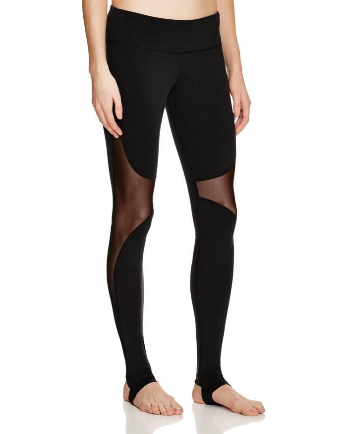 black alo yoga leggings at bloomingdale's