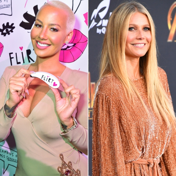 Amber Rose: Calling Gwyneth 'Becky With the Good Hair' Got Me in Trouble