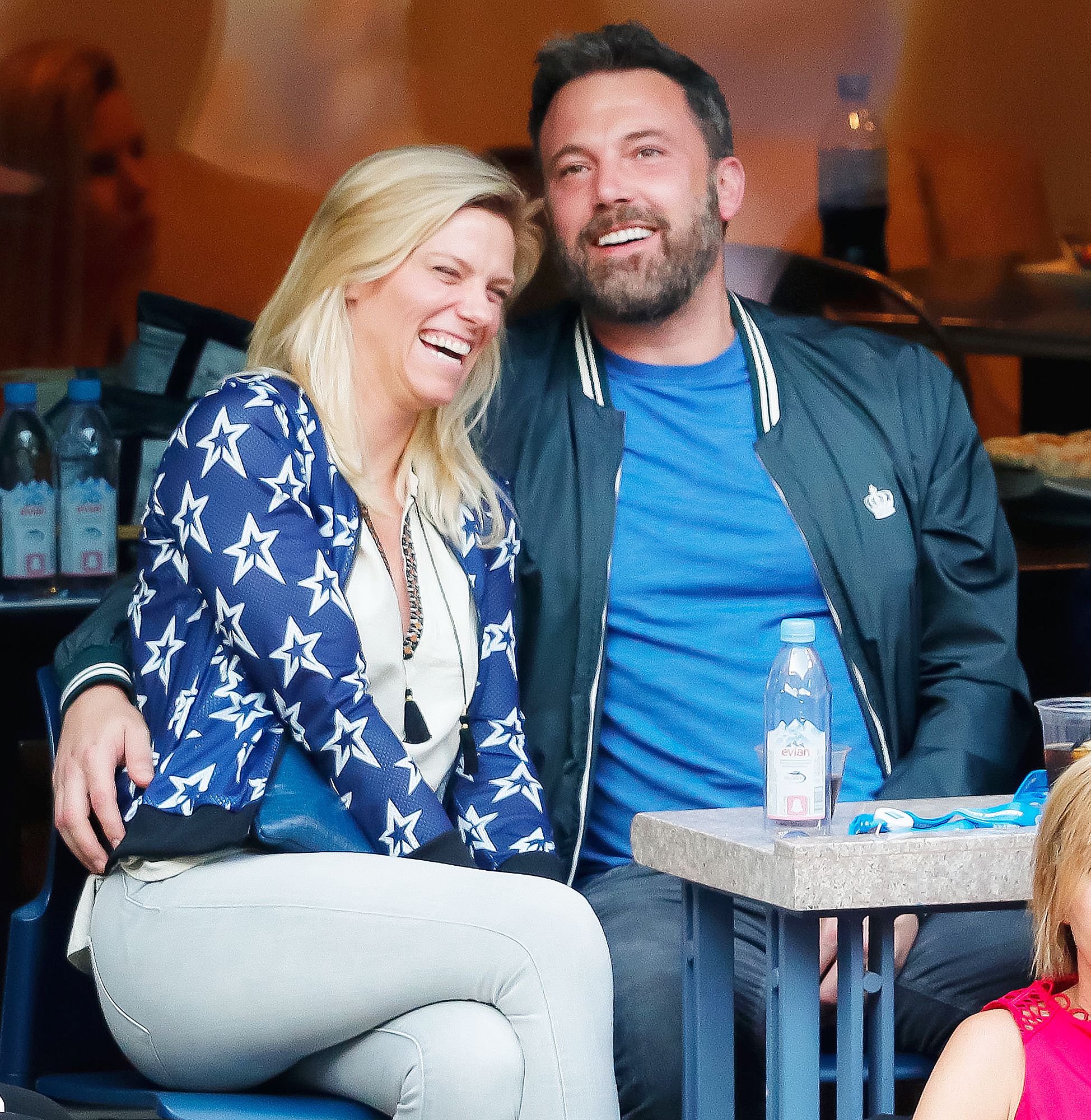 Lindsay Shookus Ben Affleck Split Rumors