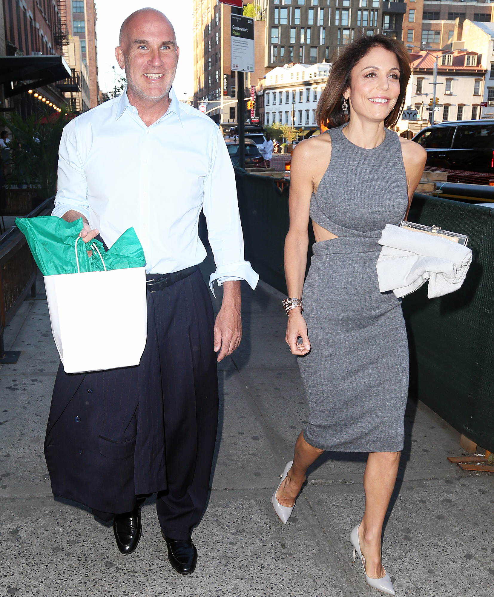 Bethenny Frankel Was Hopeful About Dennis Shields Relationship