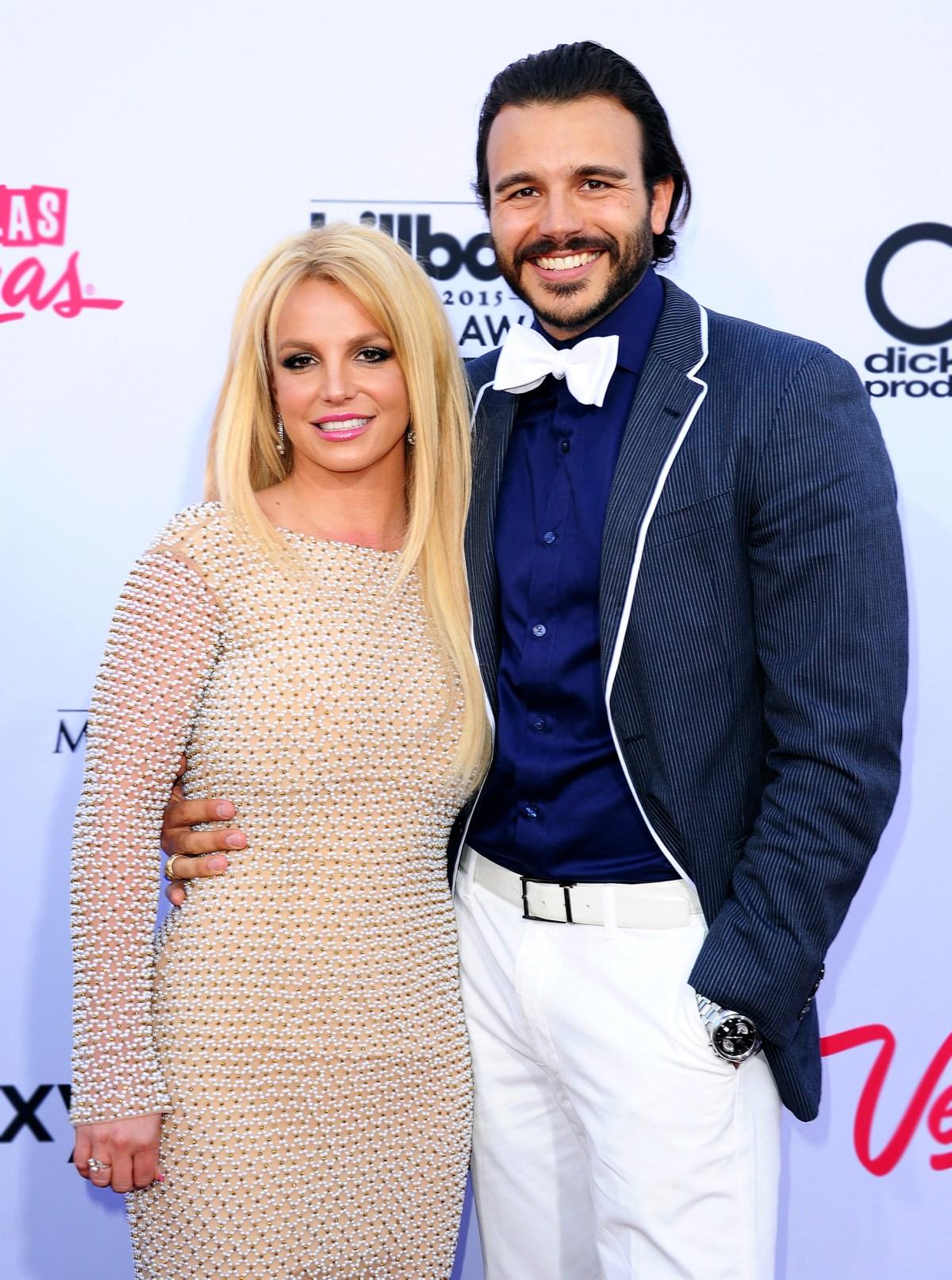 Britney dating history