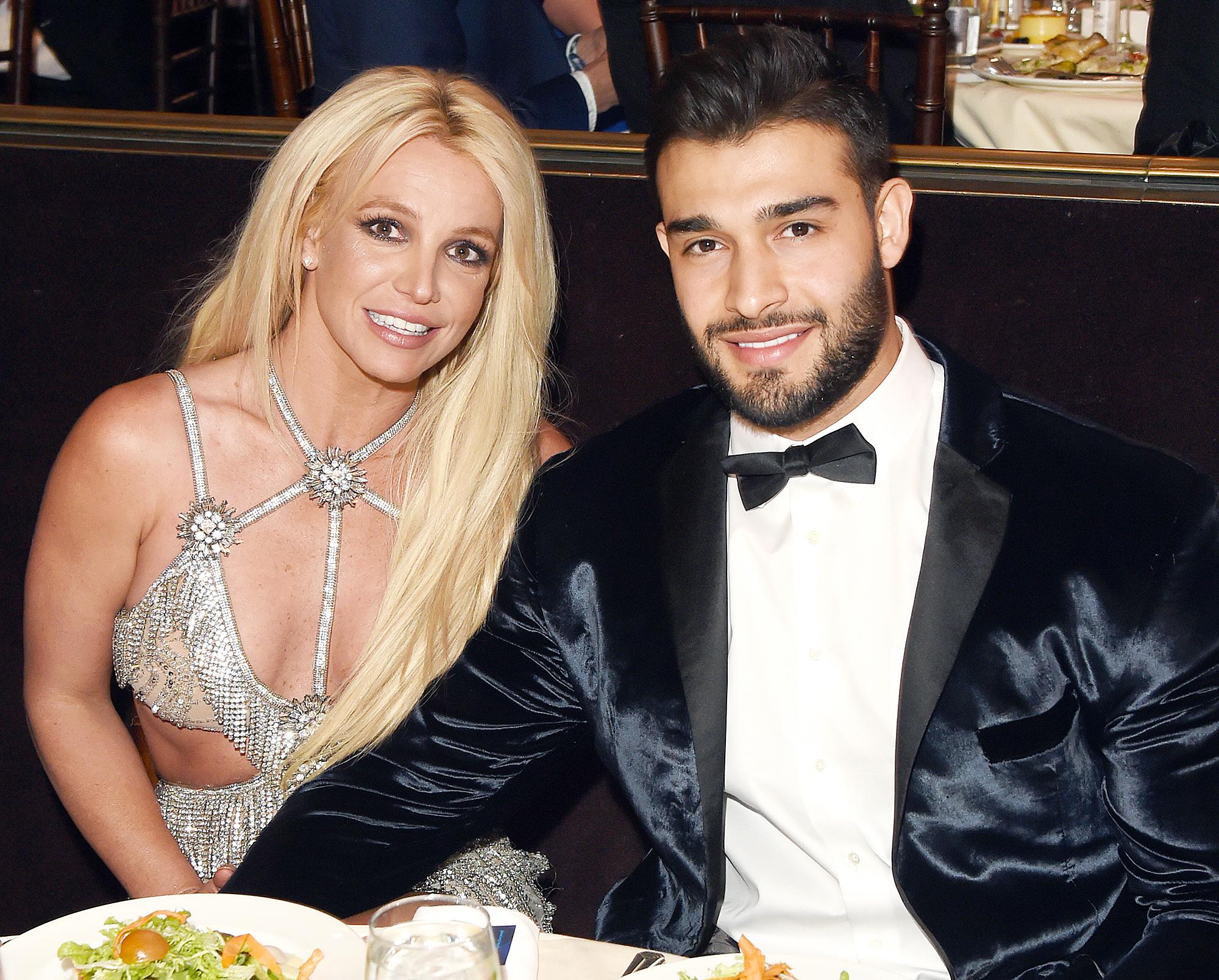 Britney Spears Living Her Best Life Sam Asghari