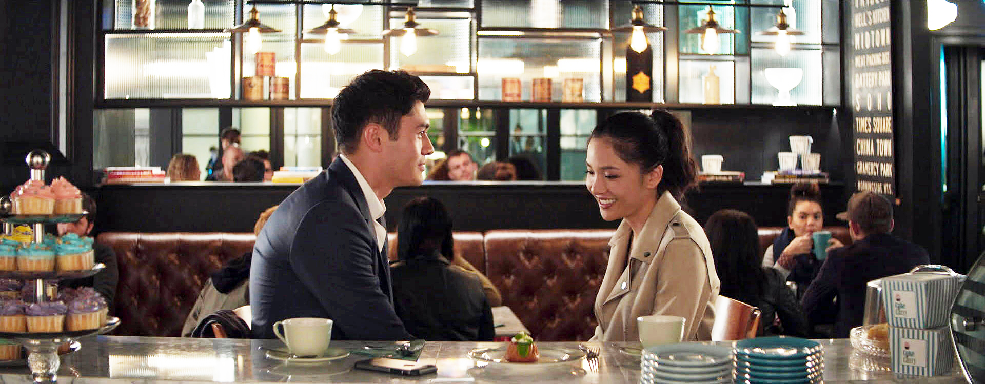 Chef Malcolm Lee Food Crazy Rich Asians