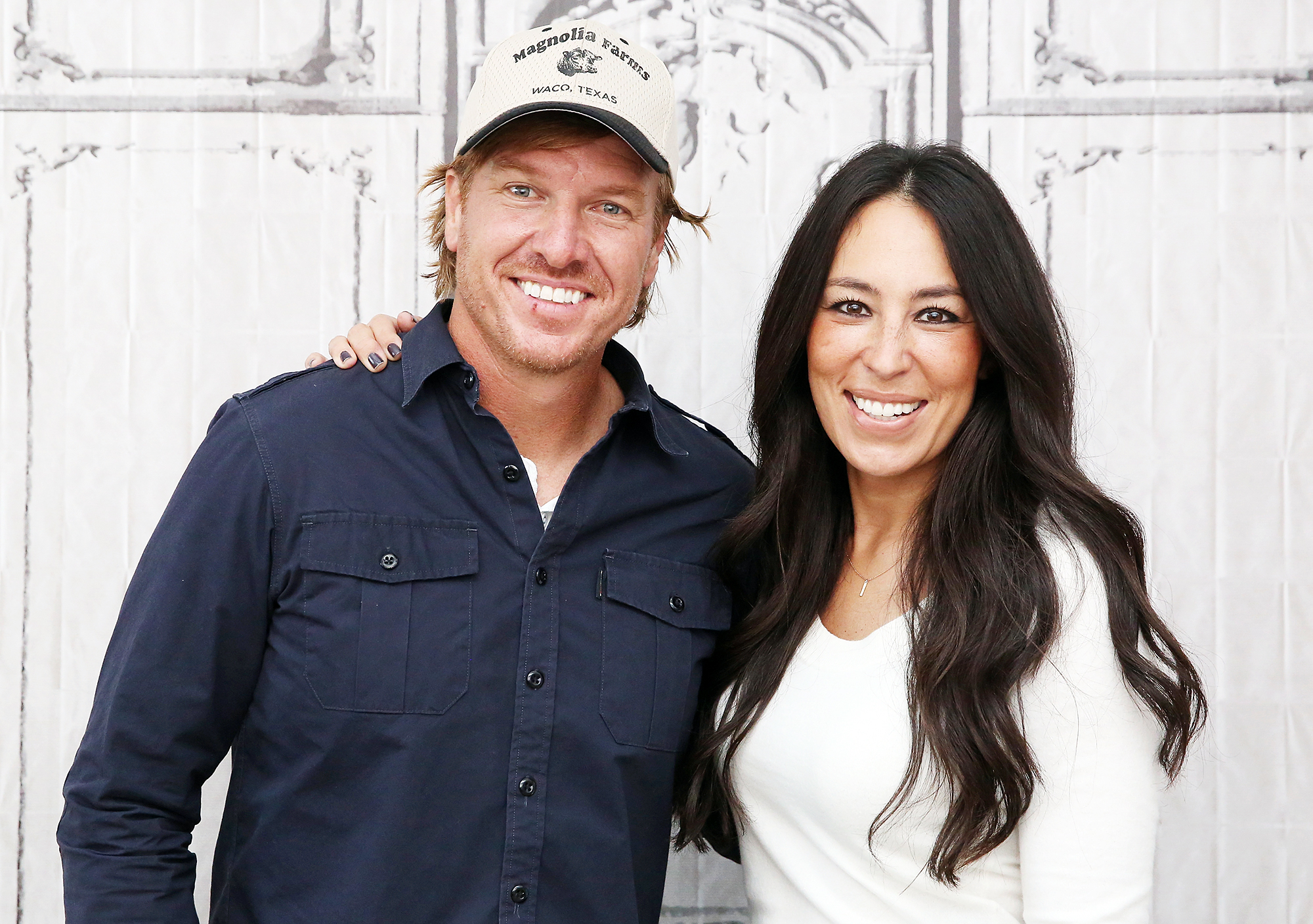 Chip Gaines Joanna Gaines Pregnant At 40