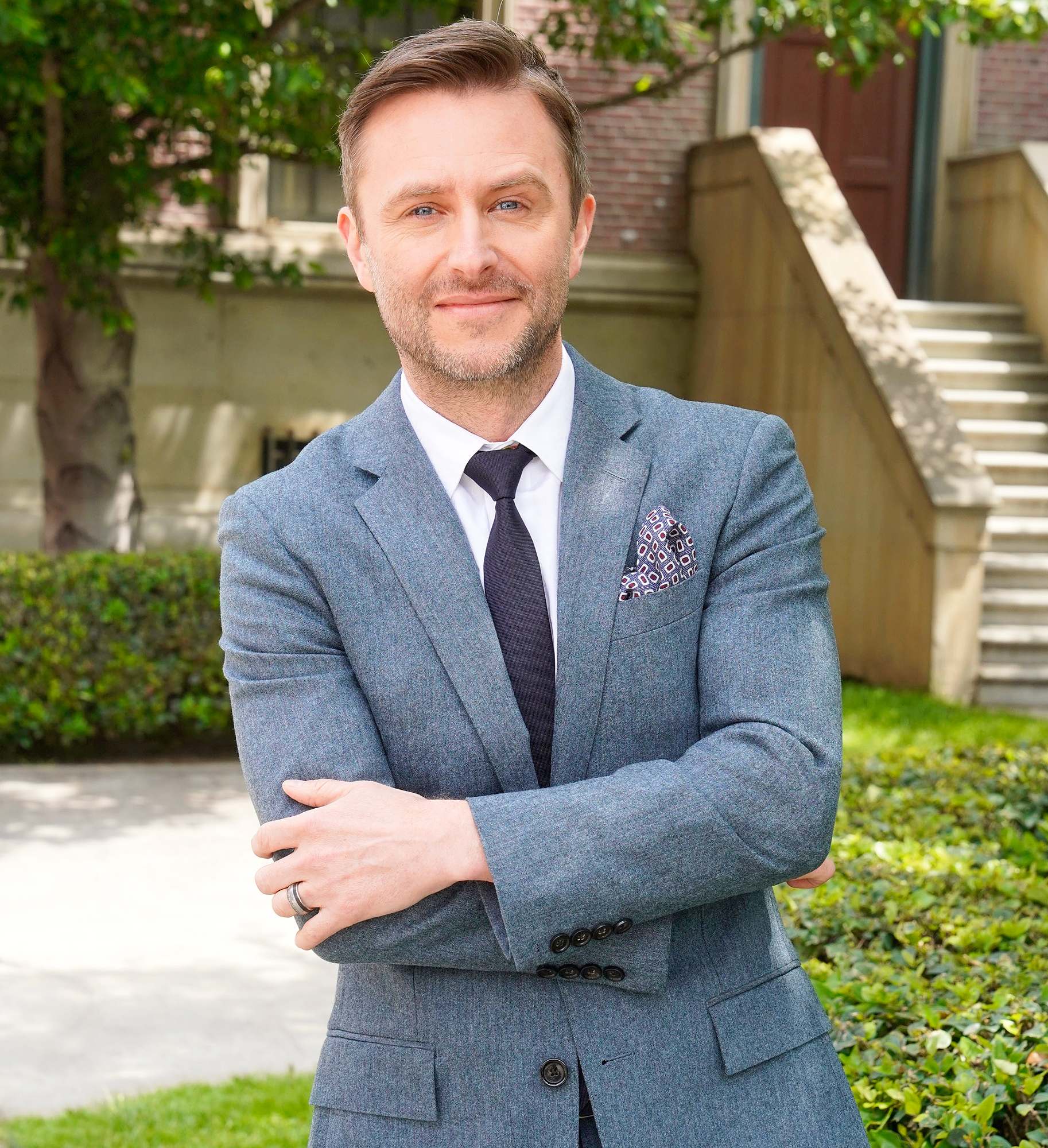 Chris Hardwick Returning To Host The Wall