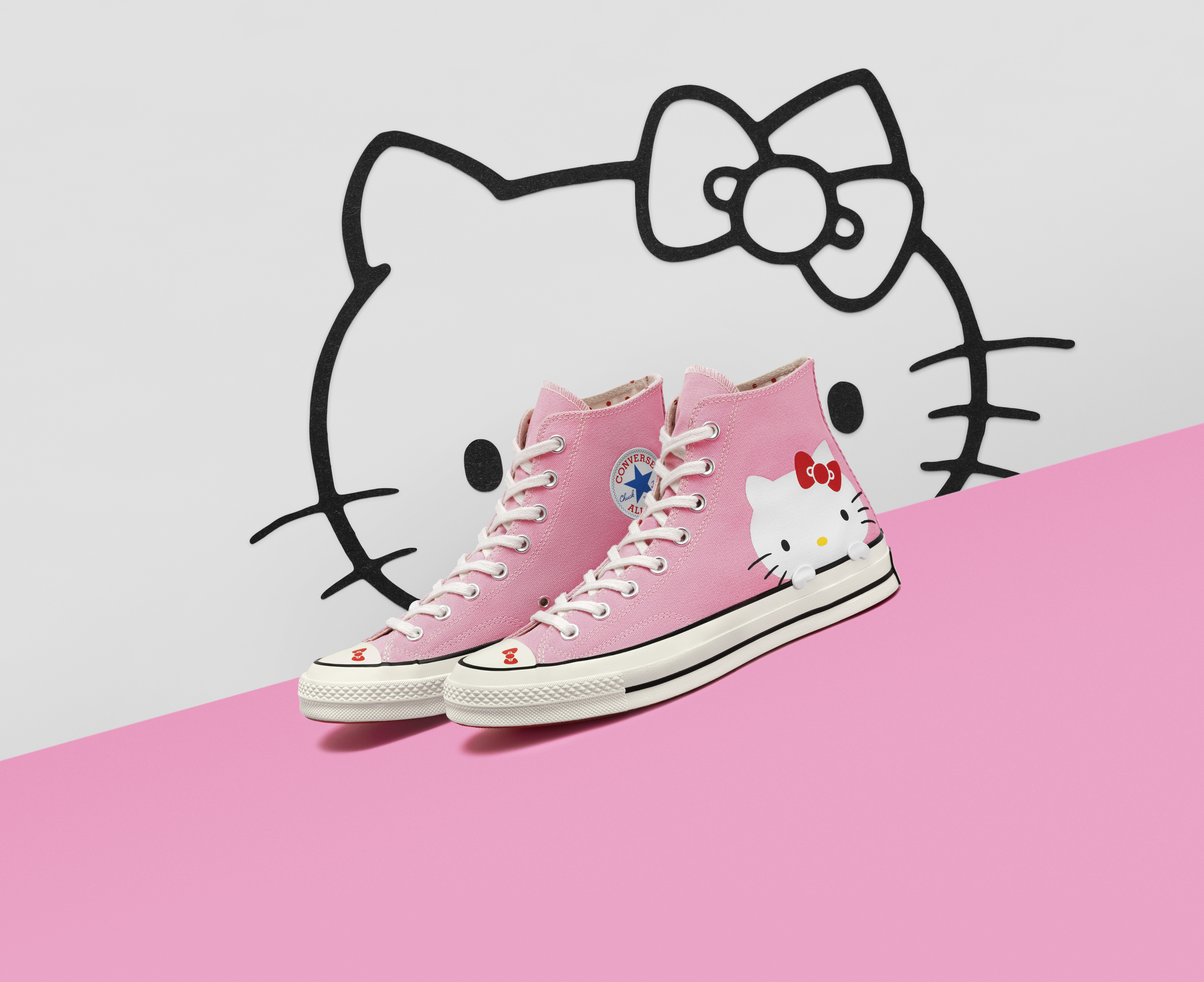 Sanrio x Converse to Release Hello Kitty Sneakers 4974ef81c5175