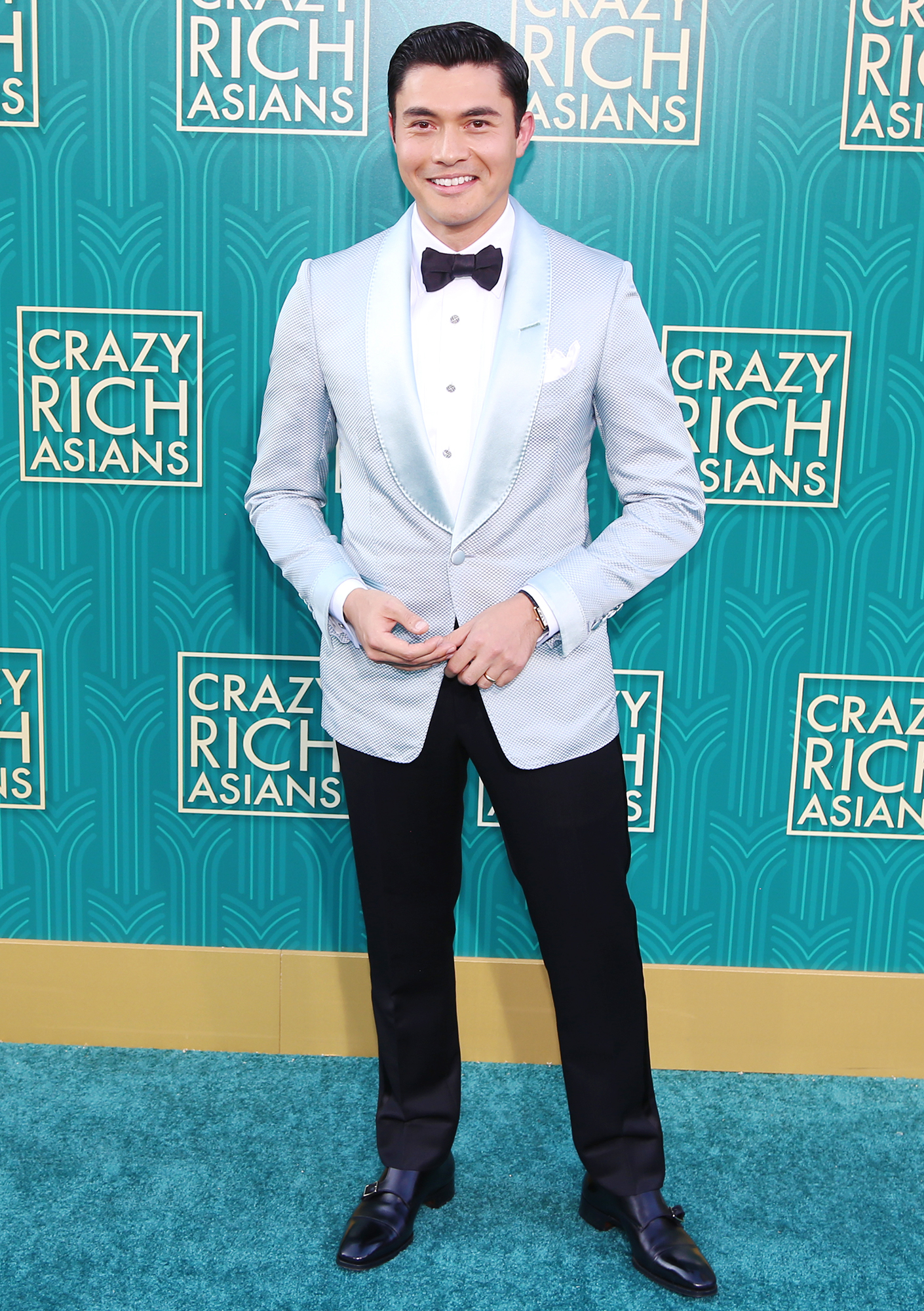 Crazy Rich Asians' Henry Golding: Cast IS 'Secondary' to 'Wonderful ...