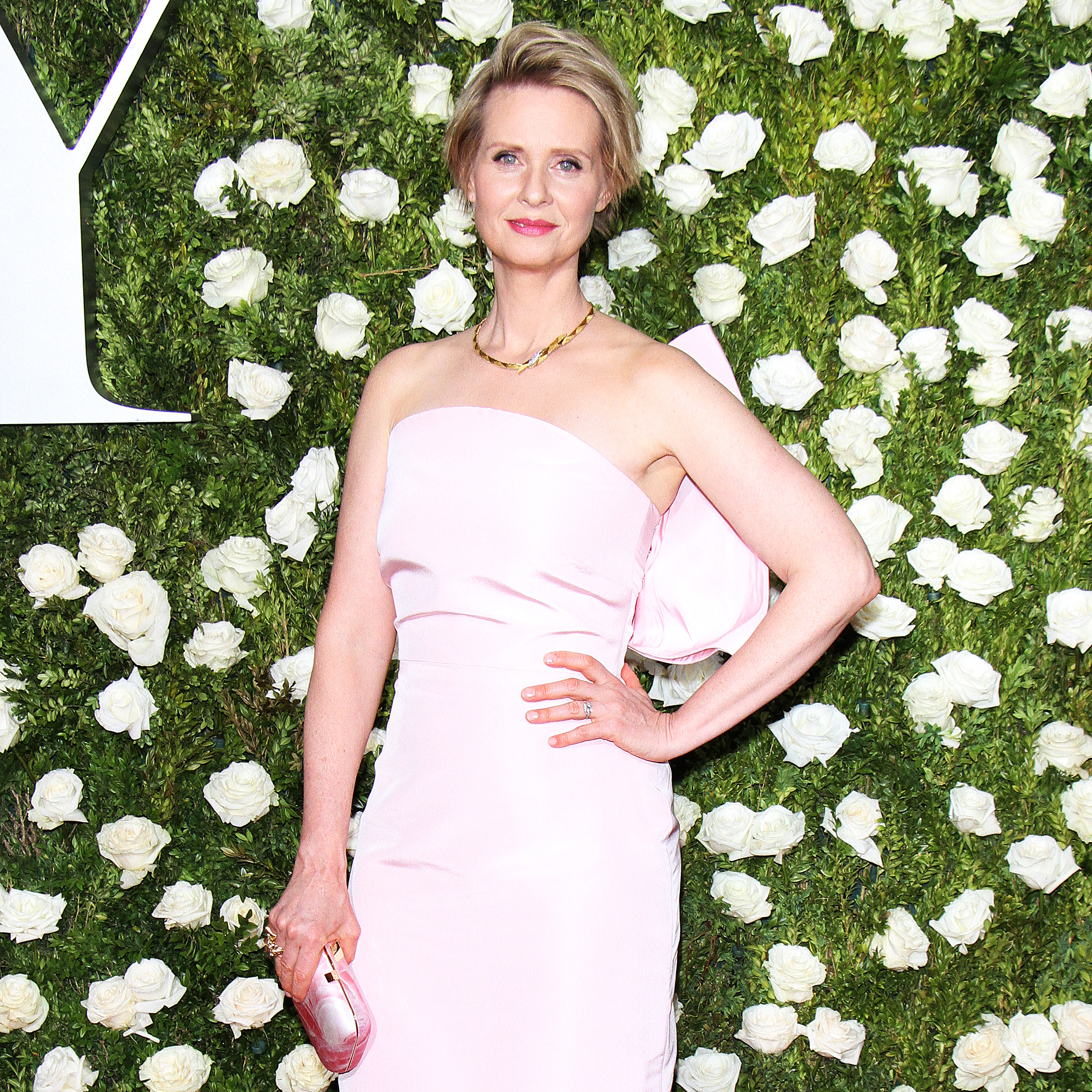 Cynthia Nixon 25 Things You Don't Know About Me