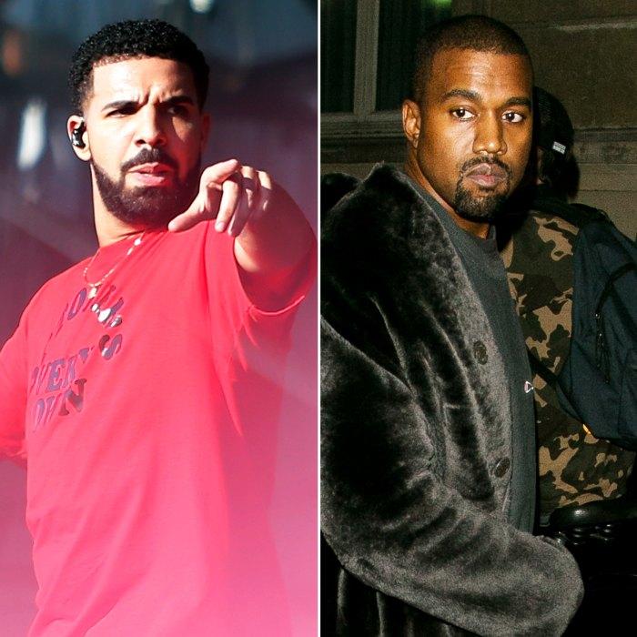 Drake Disses Kanye West