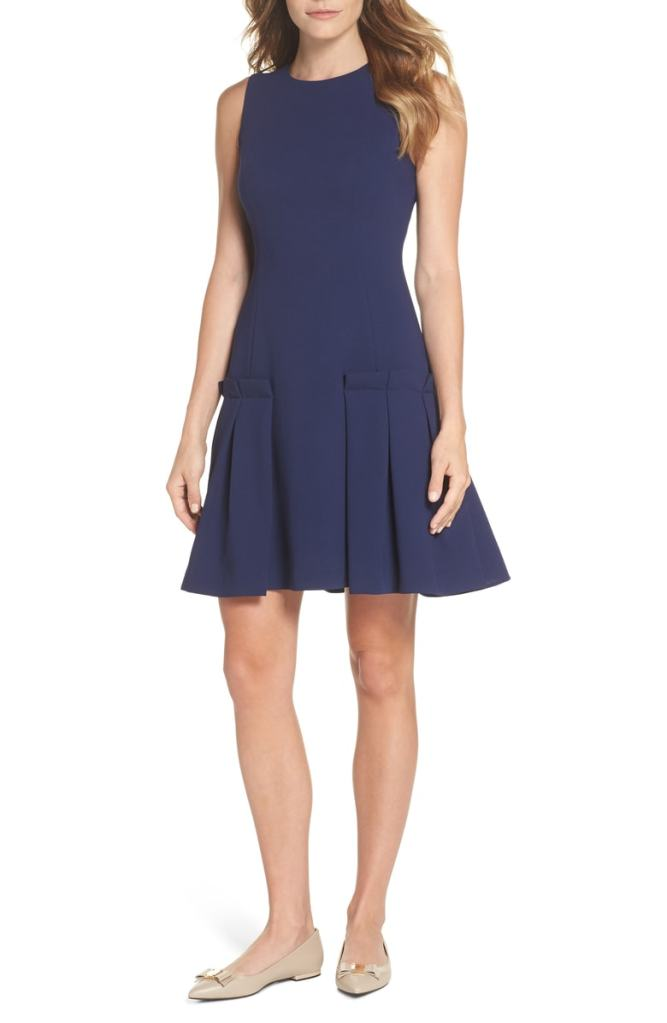 Shop Chic Eliza J Drop Waist Dress Under 150 At Nordstrom Sale