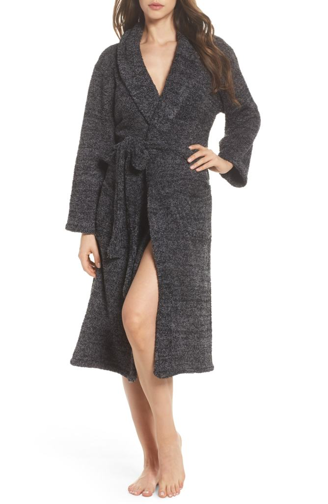 Shop This Comfortable Barefoot Dreams Robe At Nordstrom