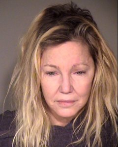 heather locklear arrest emt Allegedly Attacking
