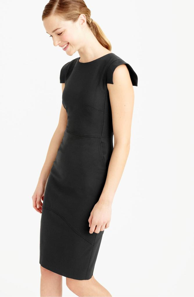 Shop This Chic J Crew Dress Perfect For Job Interviews