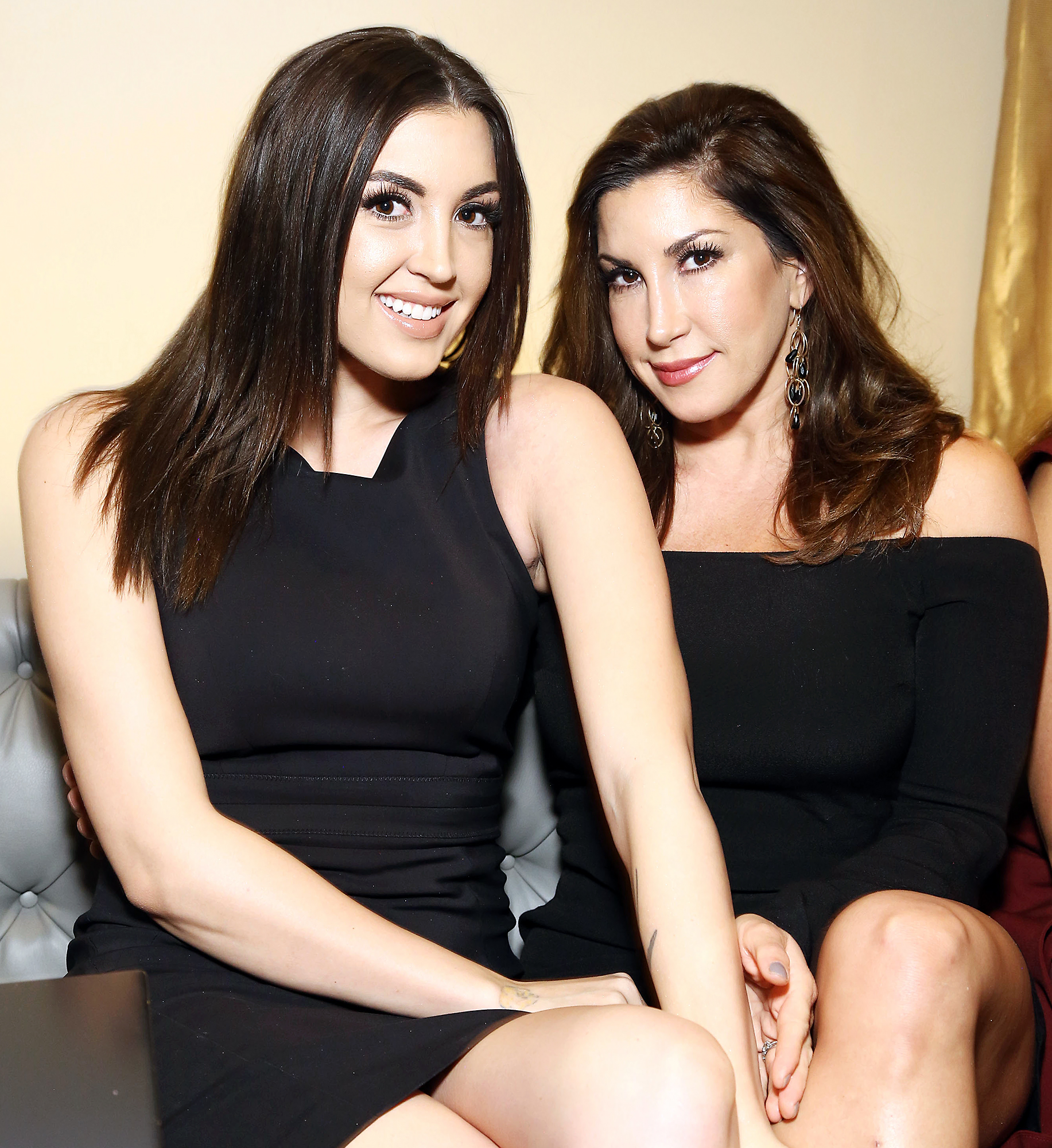 Jacqueline Laurita Daughter Ashlee Holmes Married