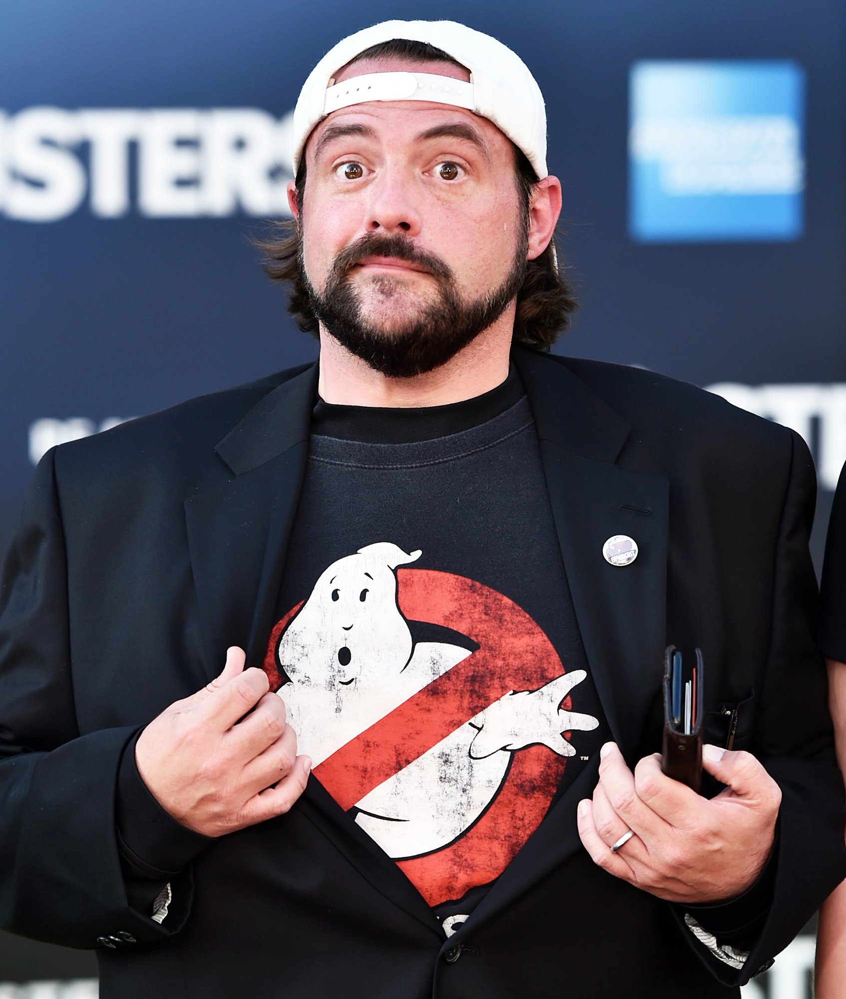 Kevin Smith 51 Pound Weight Loss Heart Attack
